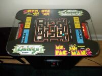 BRAND NEW 60-1 ARCADE GAMES -GALAGA,PACMAN and 58 more classics