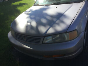 1998 Acura 1.6EL Engine Transmission and All Parts
