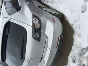 2007 Mazda3 for parts - engine Seized