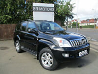 2006 Toyota Land Cruiser 3.0 D-4D auto LC5(TOP SPEC,HISTORY)