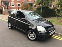 2005/55 REG TOYOTA YARIS 1.3 COLOUR COLLECTION ** 1 OWNER ** £895