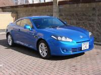 FINANCE AVAILABLE!! 2007 HYUNDAI COUPE 1.6 SIII S 3dr, HALF LEATHER, FSH,