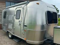 Airstream Bambi American Caravan 19ft UK towing system fully restored last year