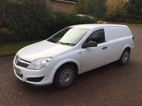 Vauxhall Astra cdti 6 speed 59reg van club model