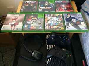 Xbox One 500G great condition works very good