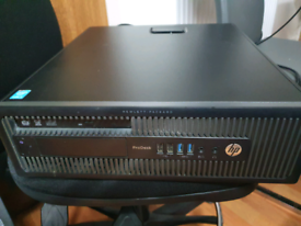 Hp ProDesk Desktop pc USB 3.0