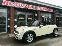 2008 08 MINI CONVERTIBLE 1.6 COOPER 2D 114 BHP ~ 1 OWNER FROM NEW!!!!