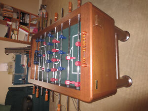 Fooze Ball Table Premium Harvard Kitchener / Waterloo Kitchener Area image 2