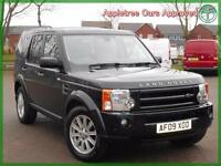 2009 (09) Land Rover Discovery 3 2.7TD V6 SE Automatic 7 Seater