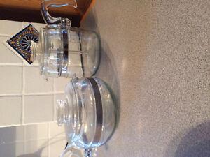 Pyrex Tea and Coffee Pot