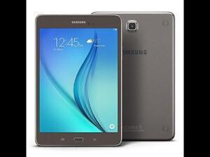 Galaxy Tab-A 8'' Samsung 16GB Android 5.0 - Titane SM-T350NZAAXAC