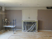 Drywall Repair & Painting. Toronto and Gta Painting Company