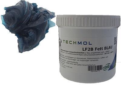 Radlagerfett bis 150°C Hochtemperatur blau LKW Radlager Schmierfett Fett 400g Do