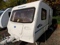 Bailey Ranger 460/2 2005 2 Berth Lightweight End Washroom Touring Caravan