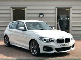 image for 2017 BMW 1 Series 118d M Sport 5dr [Nav] Step Auto HATCHBACK Diesel Automatic