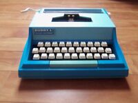 VINTAGE TYPE WRITER,O-MATIC OVEN