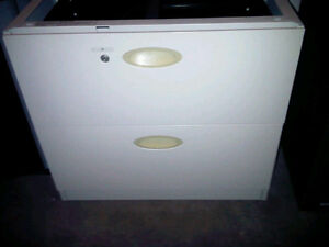 Classeur 2 Tirroir / 2 Drawer filing cabinet