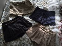 Women's shorts bundle. 3 pairs brand new! Size 14