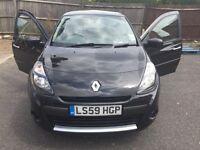 Renault Clio 59 2010 Hatchback Dynamique DCI 1.5 Diesal 5 Door £30 Tax