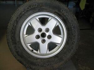 roue de secour