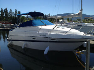 Beautiful low hour 2006 Maxum 2400se cruiser