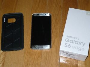 Samsung Gold 6 Edge Cell Phone