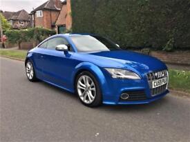 2009 Audi TTS 2.0T Quattro + Rare Blue + Recent Cambelt Change + F.S.H