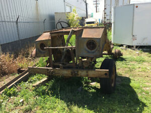 Cmp ford  military truck 4x4 parting out