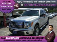 $100 PER WEEK TAXES INCLUDED OAC GIVES YOU THIS 2012 F-150 4X4 Windsor Region Ontario Preview