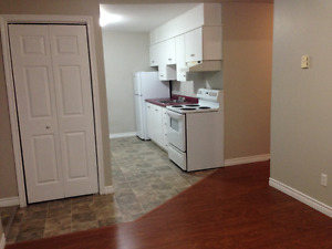 Two bedroom apartment in Clarenville area.