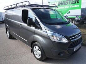 Ford Transit Custom 2.2 TDCi 310 L2H1 Limited Panel Van 5dr DIESEL 2015/65