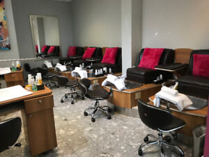 Salon and Spa Equipment