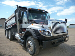 2012 International Dump Truck Strathcona County Edmonton Area image 3