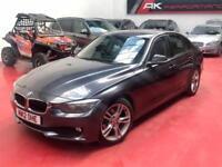 2012 BMW 3 Series 2.0 320d EfficientDynamics 4dr