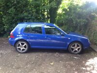 2002 vw golf gt tdi *read full ad*