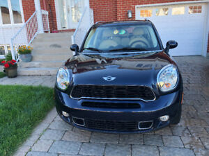 MINI COOPER S COUNTRYMAN AWD 2012