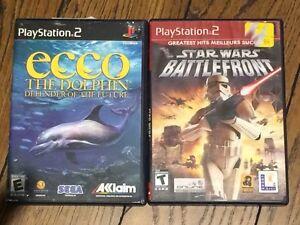 Jexu PS2 et Game Cube