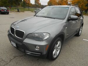 2007 BMW X5 Si Awd Auto 3.0L Mint Condition 110000KMS