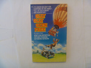 OLLY OLLY OXEN FREE by Eugene Poinc - 1978 Paperback