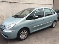 2005 Citroen Picasso hdi, 1 lady owner, low Milage