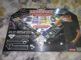 Brand new monopoly millionaire
