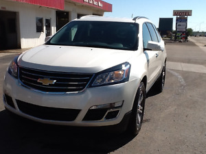 2015 Chevrolet Traverse 2LT SUV, Crossover