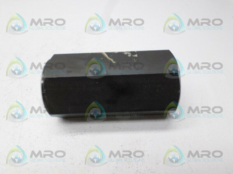 REXROTH S25A1.0/12 RE3 HYDRAULIC CHECK VALVE *NEW N OBOX*