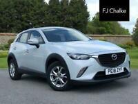 2018 Mazda CX-3 2.0 SKYACTIV-G SE Nav (s/s) 5dr Manual SUV Petrol Manual