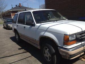 1993 Ford Explorer Autre