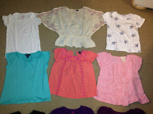 5T girls summer clothing