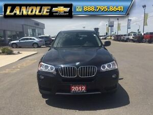 2012 BMW X3 Drive35i  WOW!!! CHECK OUT THIS AMAZING PRICE!!! Windsor Region Ontario image 12