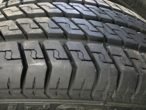 4 p205.55r16 new all season tires all 4 for $281.00