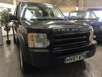 2007 07 LandRover Discovery TDV6 GS 7 Seater,Auto