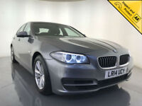 2014 BMW 520D SE DIESEL AUTOMATIC HEATED SEATS SAT NAV 1 OWNER SERVICE HISTORY